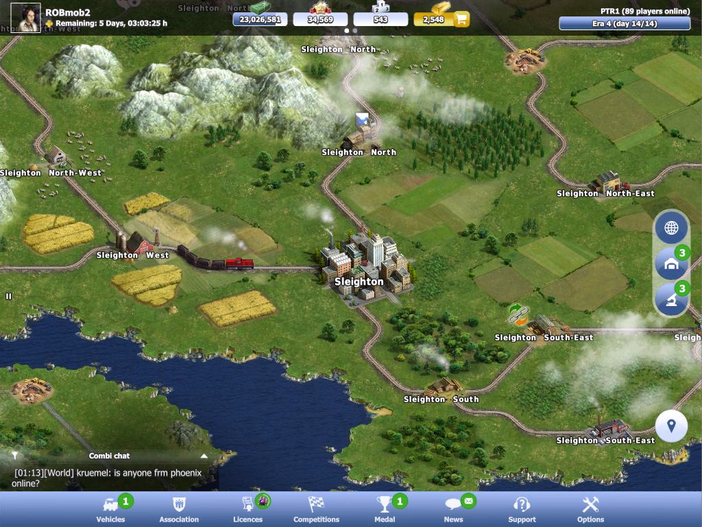 Rail nation mobile test market launch free browser based online rail nation on the ipad gumiabroncs Gallery
